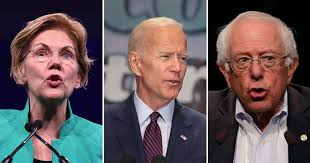 New Monmouth poll: Joe Biden falls into <b>3</b>-<b>way</b> tie with Elizabeth ...