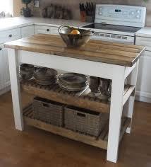 easy kitchen island