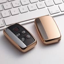 Soft <b>TPU Car Key</b> Case <b>Remote</b> Fob Shell Protector Skin for Land ...