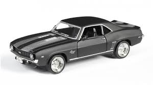 <b>Машина инерционная</b> RMZ City Chevrolet Camaro 1969 1:36 <b>Uni</b> ...