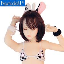 <b>Hanidoll</b> 130cm <b>Silicone Sex Doll</b> Small Breast Japanese Love Doll ...