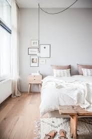 whether you have carpet or a wood floor get a summery throw rug to put under the foot of the bed or wherever it works best to add a little jazz and light amazing scandinavian bedroom light home