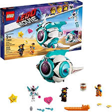 LEGO THE <b>LEGO MOVIE</b> 2 Sweet Mayhem's Systar Starship! <b>70830</b>