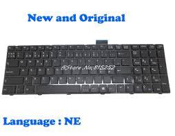 <b>Laptop Keyboard For MSI</b> CR70 2M 417NE GE60 0NC 084NE 0ND ...