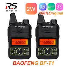 <b>Рация BAOFENG BF T1</b>, 2 шт., мини-рация UHF, детская ...