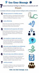 1000 images about building a great place you want to work 7 reasons emotionalintelligence eq ei is an essential job skill infographic