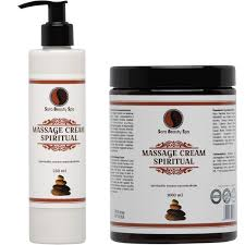 SPIRITUAL <b>MASSAGE CREAM</b> - Sara Beauty <b>Spa</b> & Wellness