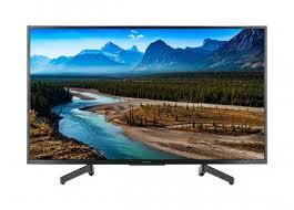 """<b>Телевизор</b> 43"""" <b>4K UHD Sony</b> KD43XG8096 Чёрный купить ..."""