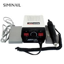 SIMINAIL <b>Professional</b> 65W <b>Electric</b> Nail Drill Machine Manicure ...
