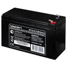 «Аккумулятор <b>Ippon IP12</b>-9 ном.напряжение <b>12В</b>, емкость 9Ач ...