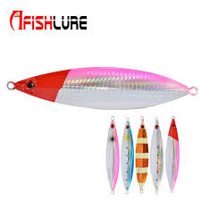 sea <b>fishing lead</b> jig metal plate 30g/40g/60g/100g artificial lure metal ...