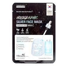 Уход за лицом :: <b>Маски</b> :: Тканевые <b>маски</b> :: MBeauty <b>Holographic</b> ...