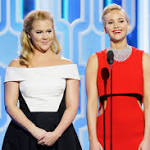 Jennifer Lawrence got a savagely comic note from Amy Schumer after her breakup