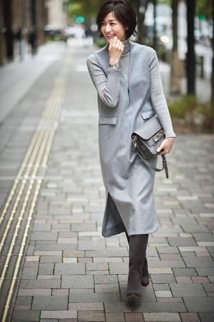 コートの富岡佳子