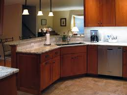 kitchen corner sinksol sinks tiny island pendant lighting also stylish dishwasher and brown wood ca
