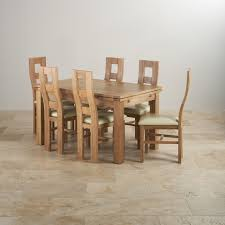 delivery dorset natural real oak dining set: custom delivery dorset natural real oak dining set ft quot extending table with wave back