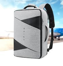 <b>BAIBU Men Backpack Male</b> Business Laptop 15.6 Inch <b>Bag</b> Outdoor ...