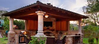 covered patio freedom properties: when  covered patio cabana with outdoor fireplace austin