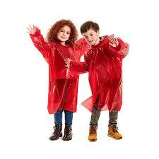 <b>Дождевик</b> детский <b>Русский Дождевик</b> 6575554 красный купить ...