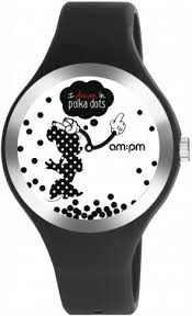 Швейцарские <b>часы AM</b>:<b>PM</b> Disney <b>DP155</b>-<b>U529</b>, купить оригинал