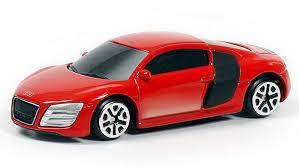 <b>Машина без</b> механизма RMZ City Audi R8 V10 1:64 <b>Uni</b>-<b>Fortune</b> ...