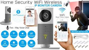 How to use <b>Clever Dog</b> WiFi Wireless IP HD 720P Monitor Home ...