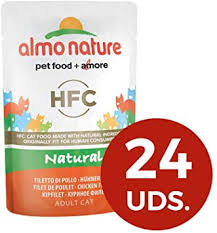 <b>Almo Nature</b> HFC Natural Wet <b>Cat</b> Food Pouch - Chicken Fillet (Pack