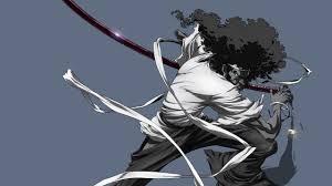 <b>Afro Samurai</b>   Netflix