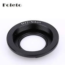 <b>Foleto Focus Glass M42</b> Lenses Lens Adapter Ring For M42 Lens to ...