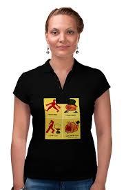 <b>Рубашка Поло &quot</b>;Окна РОСТА&quot; №858 (Владимир ...