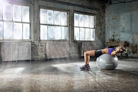 Мяч для фитнеса <b>Reebok</b> 55 см Stability <b>Gymball</b> (<b>RAB</b>-<b>40015BL</b> ...