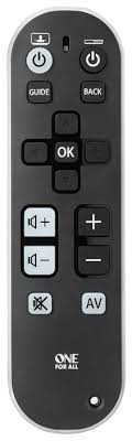 <b>Универсальный пульт</b> ДУ <b>One For All URC</b> 6810 TV Zapper ...