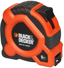 """<b>Рулетка</b> """"Black & Decker"""", длина <b>5 м</b>. BDHT0-30092 — купить в ..."""
