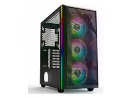 Купить <b>корпус</b> компьютерный <b>Gamdias Athena M2</b> RGB без БП ...