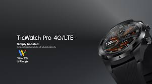 The <b>TicWatch Pro 4G</b>/<b>LTE</b> variant is now on sale in <b>Europe</b> ...
