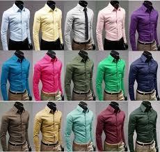 <b>2015 New Fashion</b> Full sleeve <b>casual</b> shirts men shirt turn-down ...