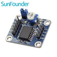SunFounder <b>PCF8591 AD</b>/ DA Converter <b>Module</b> Sensor for ...