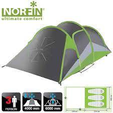 <b>Палатка алюминиевые дуги 3-х</b> местная Norfin SALMON 3 ALU NF