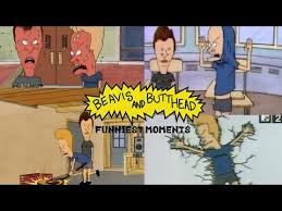 Top 10 Beavis and <b>Butt</b>-<b>Head</b> Moments - YouTube