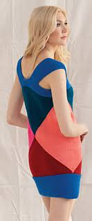 Ravelry: #19 Tangram-esque Dress pattern by Shelley Gerber