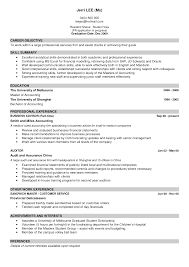 a good resume example com a good resume example and get inspiration to create a good resume 13