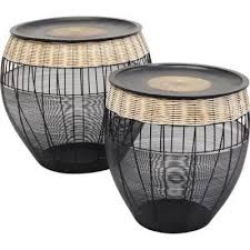 <b>Столик приставной African</b> Drums (2/Set) 84390 в Киеве купить ...
