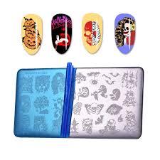 <b>BEAUTYBIGBANG 6*6CM</b> Square Butterfly Wing Pattern Nails ...