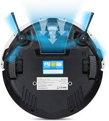 ILIFE V5s Pro, 2-in-1 Mopping,Robot Vacuum, Slim ... - Amazon.com