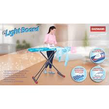 <b>Доска гладильная</b> сверхлегкая <b>Light Board</b> (<b>Hausmann</b> HM-4120 ...