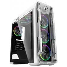 Компьютерный <b>корпус Gamemax G510 Optical</b> White