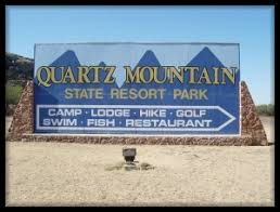 Image result for quartz mountain