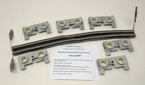 Ge Electric Dryer Heating Element We11x10007 For Ge Dryer Heating Element Coils Fits We11m23