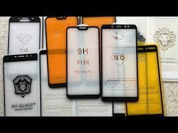 Не покупайте такие защитные <b>стекла</b> для смартфона и планшета!