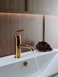 bathroom wall faucet